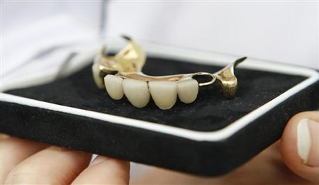 チャーチル入れ歯